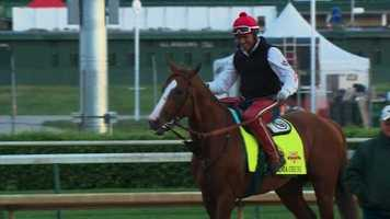 4. California Chrome has not lost a race since December 22.