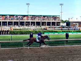 16. California Chrome was the first California horse to win the Kentucky Derby since Decidedly in 1962.
