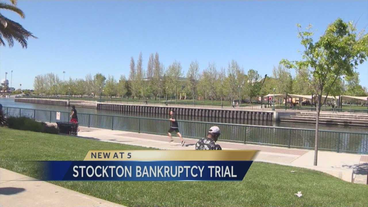 In the bankruptcy trial for the City of Stockton, one of its main creditors suggested in court today that the city dismantle the pension contract with CalPers.