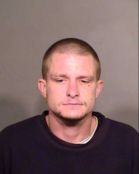Nicholas Mason was arrested in connection with as many as six burglaries, police said.