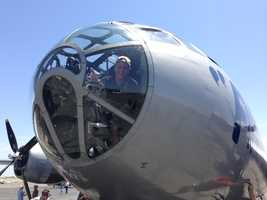 Sacramentans will have a unique opportunity this weekend to experience history when the world's only B-29 bomber swoops into Mather Airport.