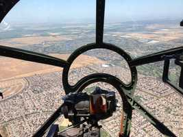 This weekend's event is an appetizer to the 2014 California Capital Airshow in September.