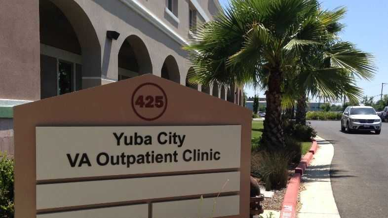 A audit by the Veterans Affairs Department has identified possible misconduct at its clinic in Yuba City.