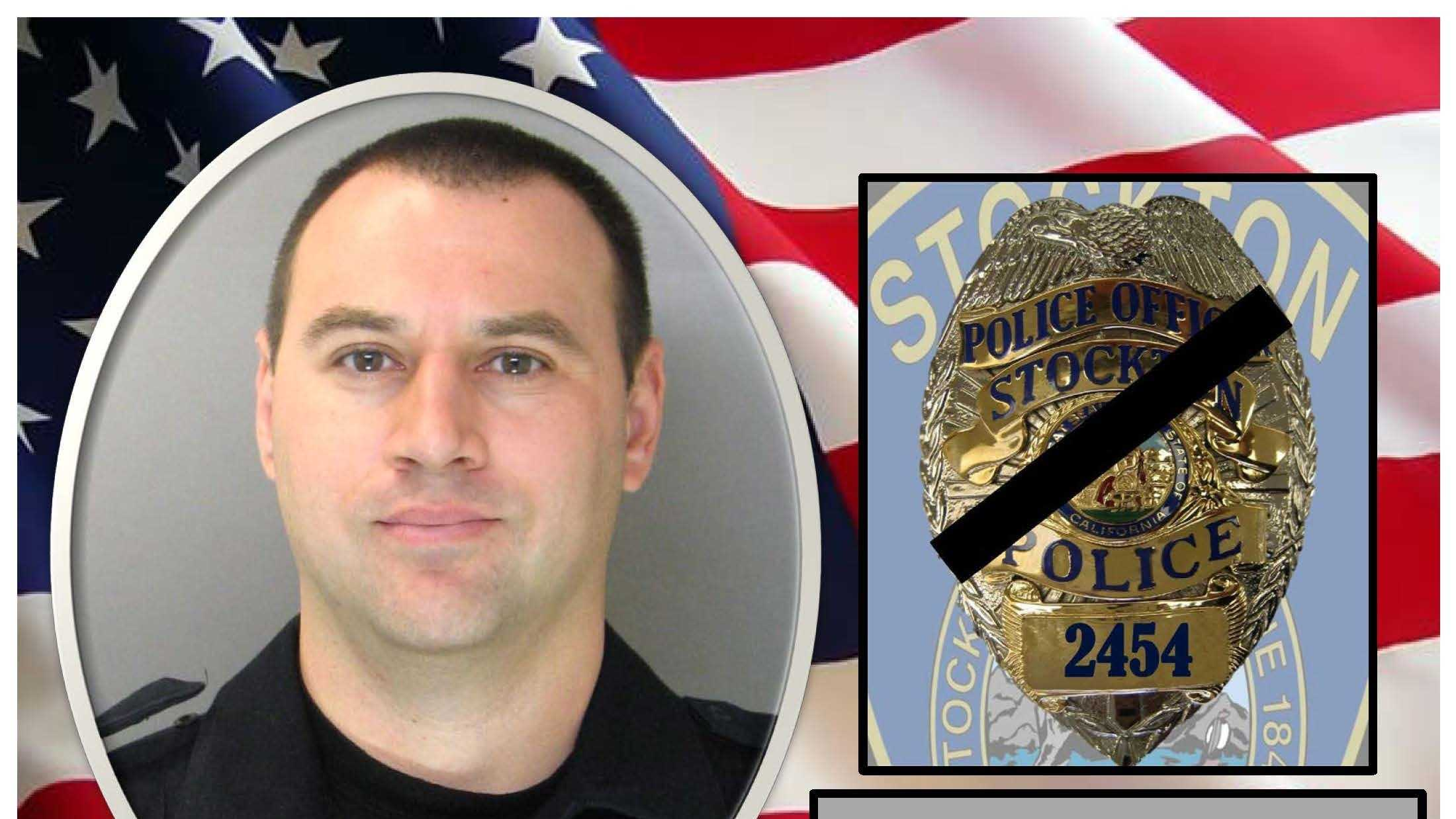 Officer Scott Hewell (June 11, 2014)