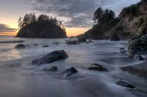 8.) We're putting together a feature for tomorrow and just had to share this gorgeous photo! Snapped in #Trinidad, California.Credit: Richard Sharp #exploreCA #NorCal #NorthernCalifornia #nature #beautiful #instadaily #pacific #ocean #humboldt #humboldtcounty #harbor