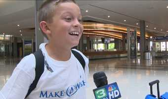Read full story: 8-year-old boy arrives in Sacramento for dream train mission