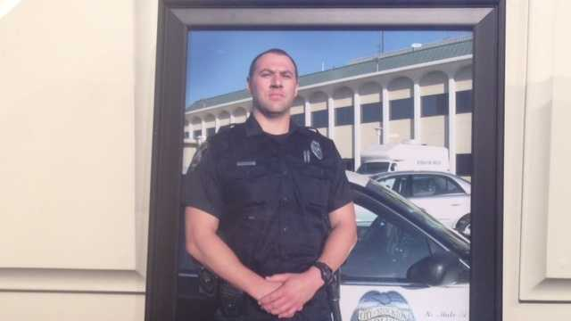 Officer Scott Hewell