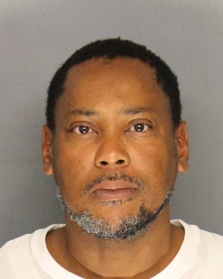 Joelin Coleman, 44, was arrested on felony weapon charges, police in Stockton said.