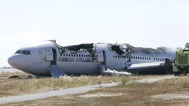 OTD July 6 - Asiana Airlines Flight 214