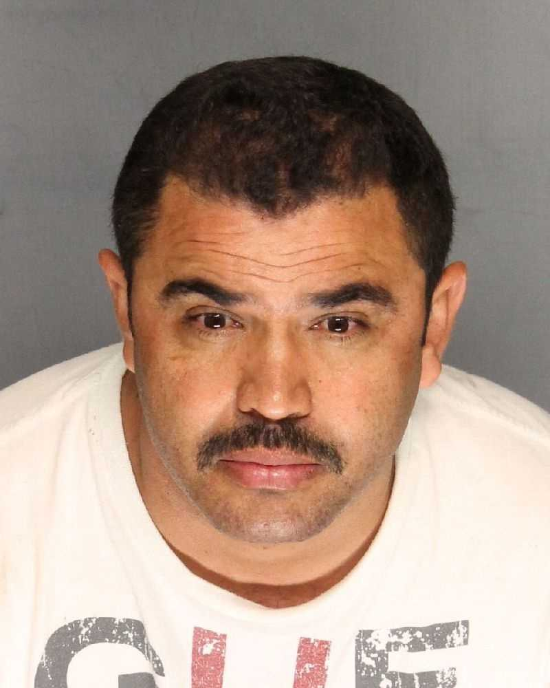 Osbaldo Rios, 37, was among 13 people arrested in San Joaquin County in connection with a large marijuana grow operation, according to the sheriff's department.