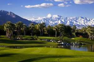 No. 1: Palm Springs, Calif. Average cost: $1,256.41