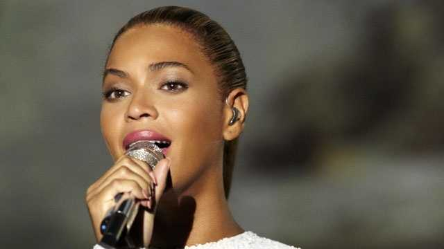 Powerful Celebrities - Beyonce