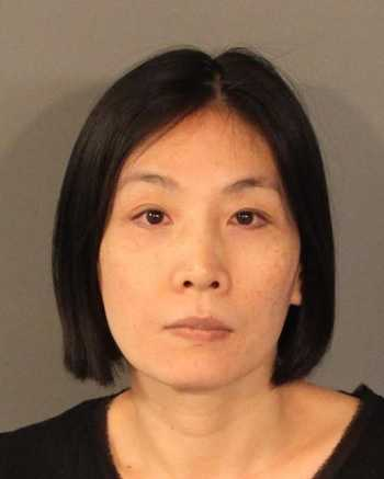 Auburn police said they arrested Xiu Jie (Julie) Feng on charges of pimping, pandering, human trafficking and conspiracy.