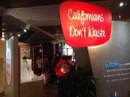 Conservation is the message at Friday's California State Fair. (July 11, 2014)