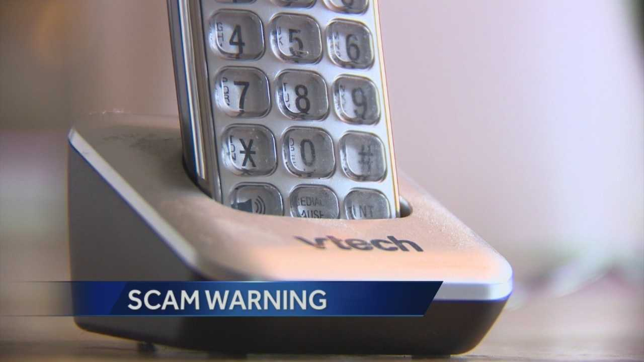 Scammers are threatening people with jail trying to get money in a new IRS phone scam.