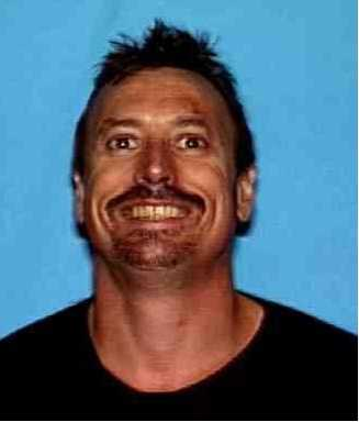 Michael Timothy Davy is one of three suspects arrested on suspicion of stealing three Volkswagen minibuses that were customized to look like bright orange Tillamook cheese loafs.