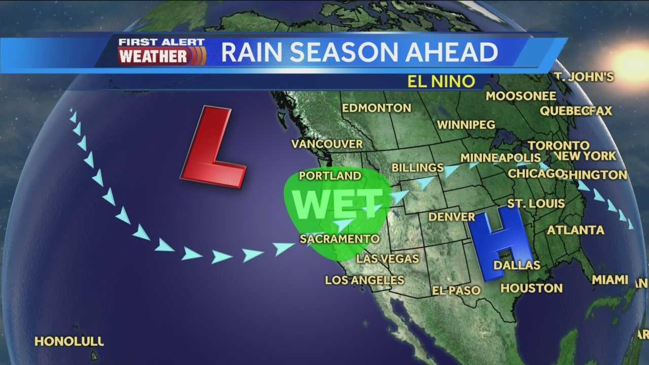 KCRA 3 meteorologist Dirk Verdoorn explains what an El Nino is and what it means for the next rain season.