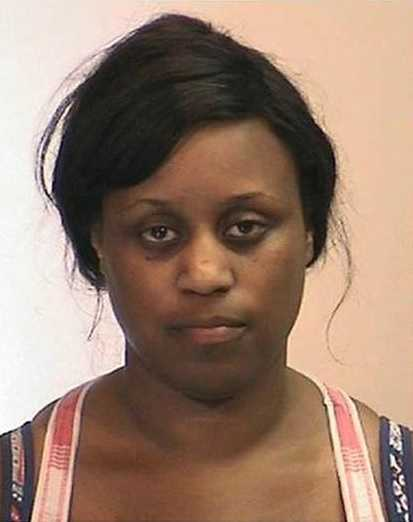 Porcha Bush was arrested on charges of credit card fraud, conspiracy to commit fraud and burglary, police said.