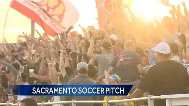 Sacramento soccer