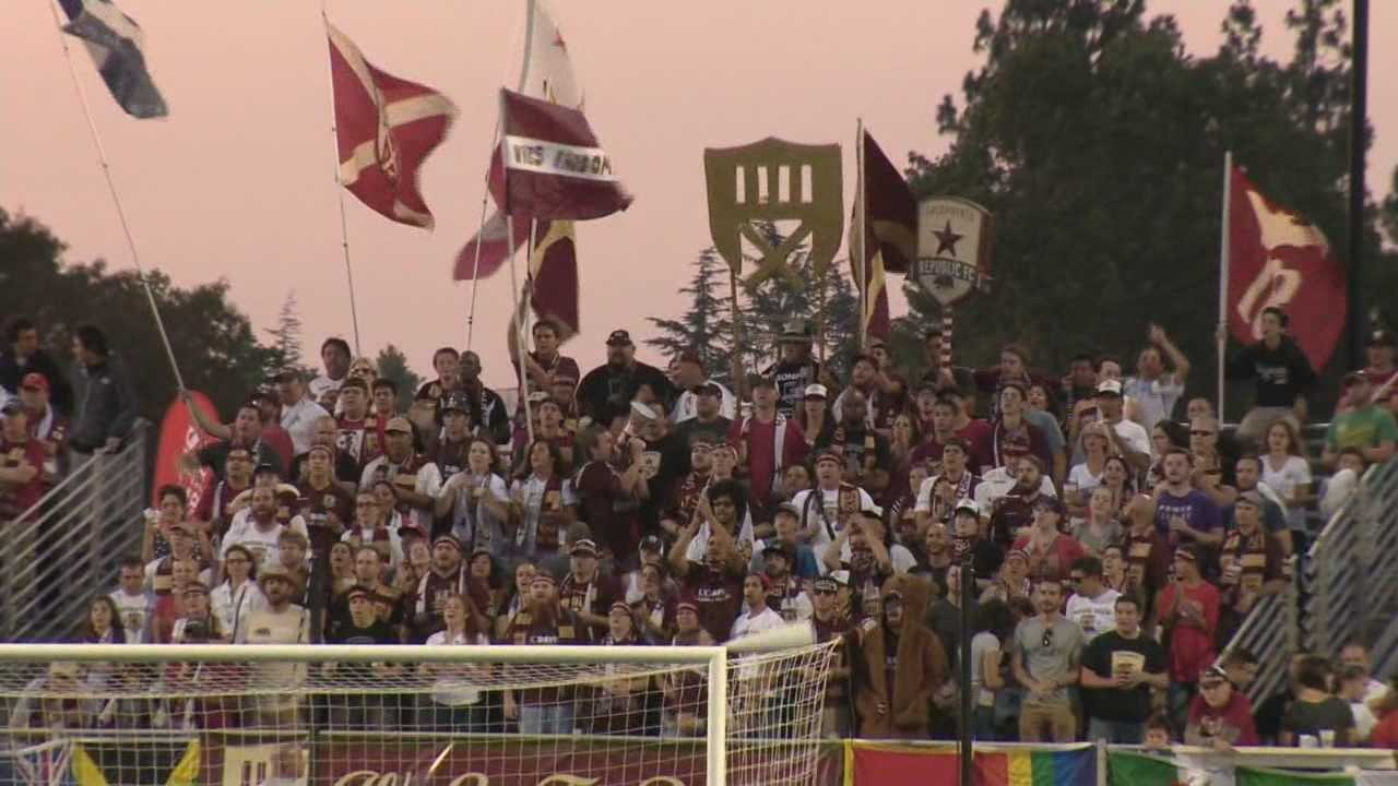 MLS officials are expected to visit Sacramento in September to look at possible stadium locations.