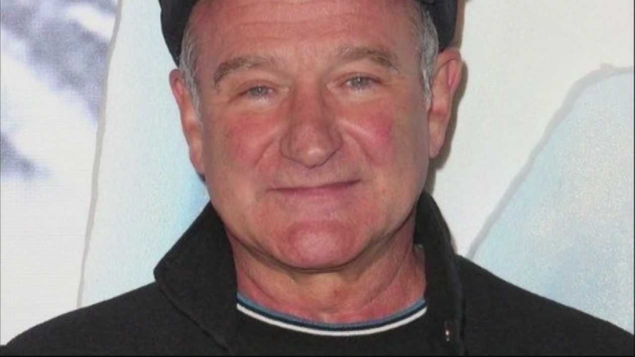 Actor Robin Williams died in an apparent suicide. He was 63.