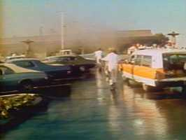 Sweet told the story through pictures of a major tragedy in Sacramento when an airplane crashed into Farrell's Ice Cream Parlor on Freeport Boulevard near the Sacramento Executive Airport in 1972. More than 20 people lost their lives.