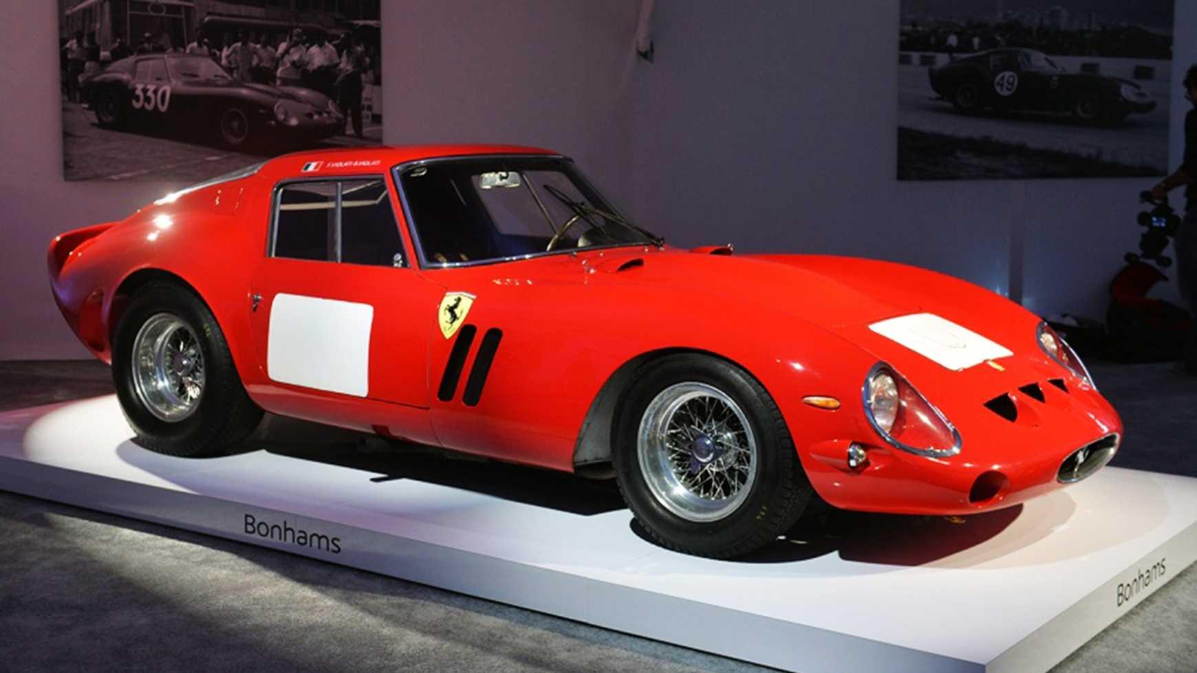 1962-63 Ferrari GTO Berlinetta