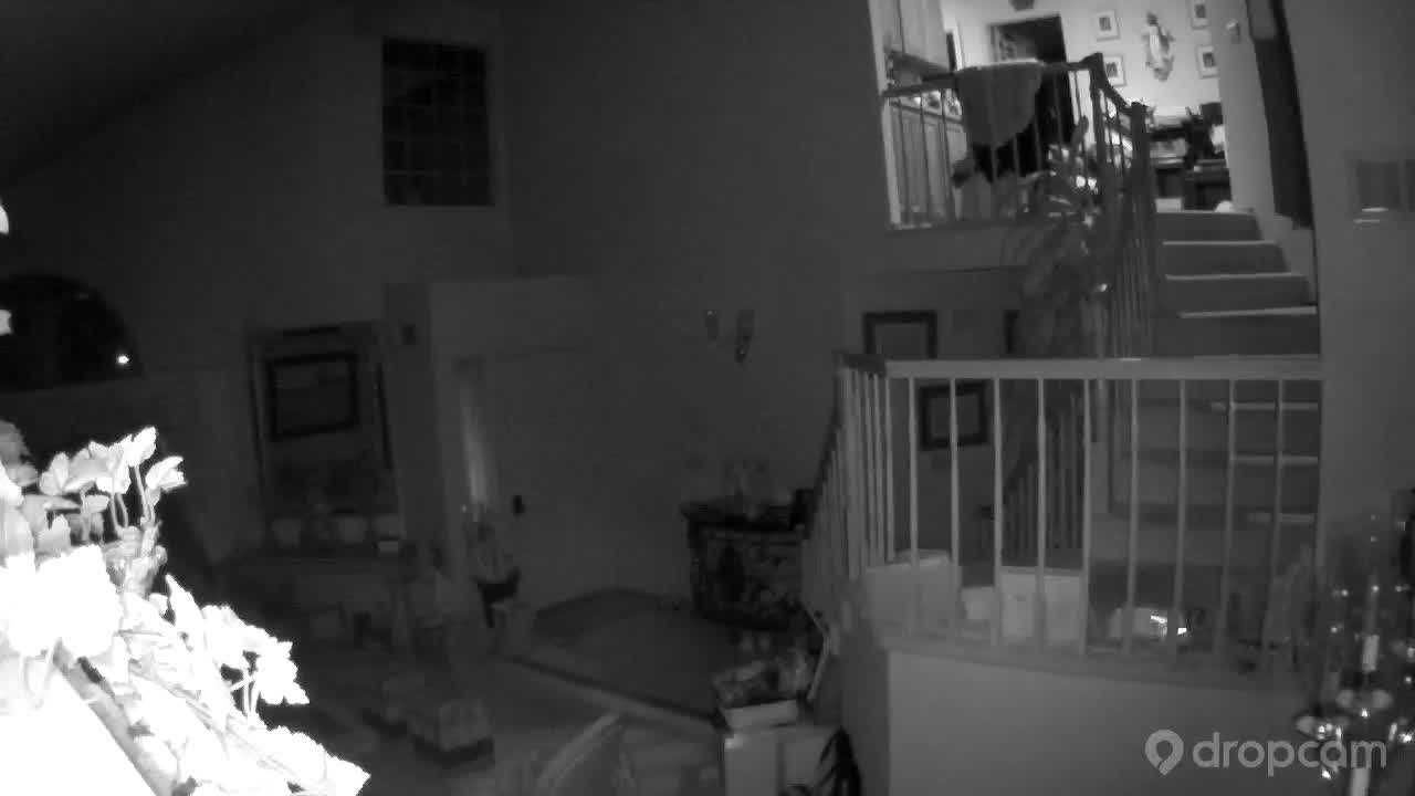 Watch surveillance video from inside a home that was captured during the Napa earthquake early Sunday morning.