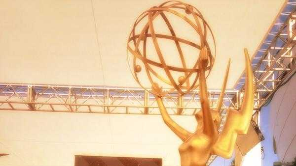 The Today Show has a prime spot for interviewing celebrities at the Emmys. Coverage starts Monday morning on KCRA 3. (Aug. 24, 2014)
