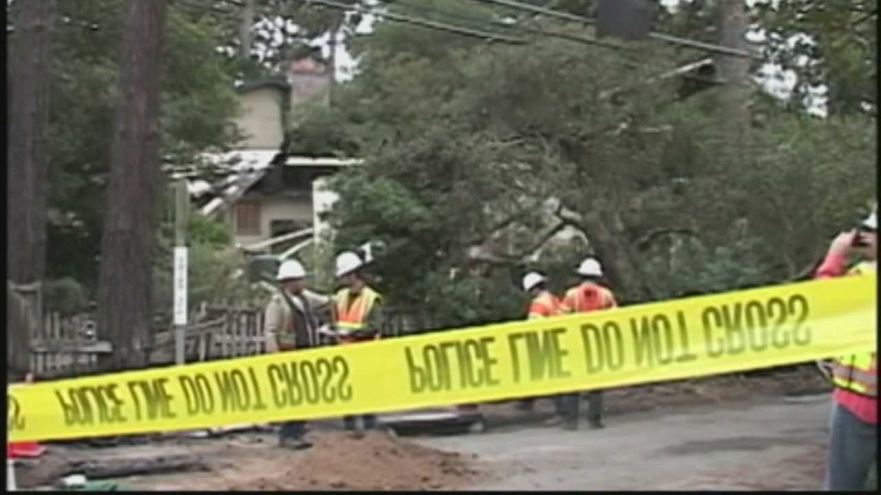 Carmel city council asks for state investigation into PG&E gas explosion