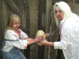 What: Zombies vs. Humans Flag FootballWhere: Fair Oaks ParkWhen: Sun 9:30am-5:30pmClick here for more information on this event.