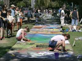 What: Chalk It Up! to Sacramento 2014 Art & Music FestivalWhere: Fremont ParkWhen: Sat-Mon 10am-6pmClick here for more information on this event.