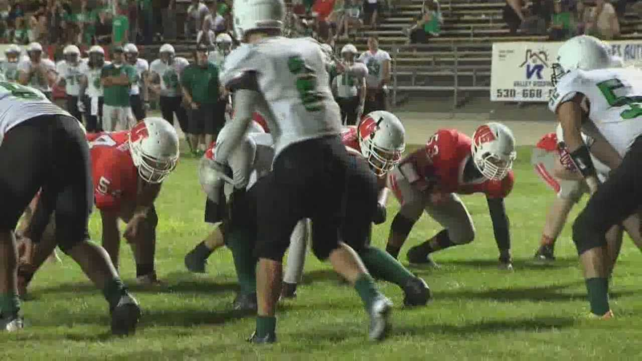 Dixon defeated Woodland as both teams opened the season Friday night.