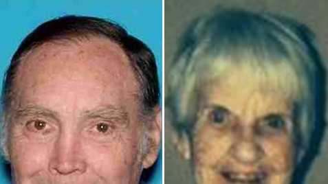 Steven Gallagher, 63 and Harriet Ensrud, 92