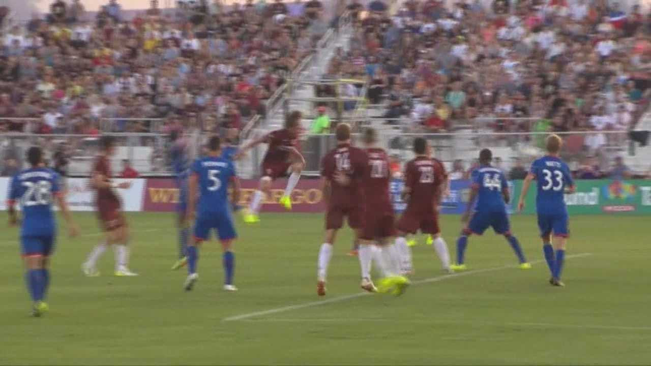 Major League Soccer is visiting Sacramento to see if it could be the next home of a MLS team.
