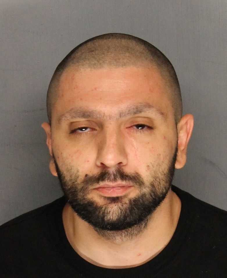 Aram Mkrtchyan, 30, was arrested in connection with an Internet cafe and gambling. He was questioned and then booked into the San Joaquin County Jail.