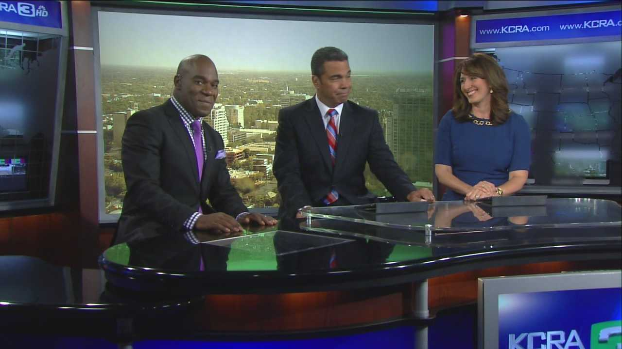 Rob Malcolm comes to KCRA 3 from CTV in Toronto. He'll be anchoring the new, hour-long 10 p.m. newscast with Kellie DeMarco. Although he doesn't join the anchor desk officially for another week, the team welcomed Rob to Sacramento on Monday. Malcolm attended college in Northern California and discussed how the move has felt a bit like a homecoming for him.