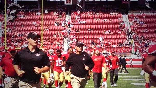 Jim Harbaugh (Sept. 28, 2014)