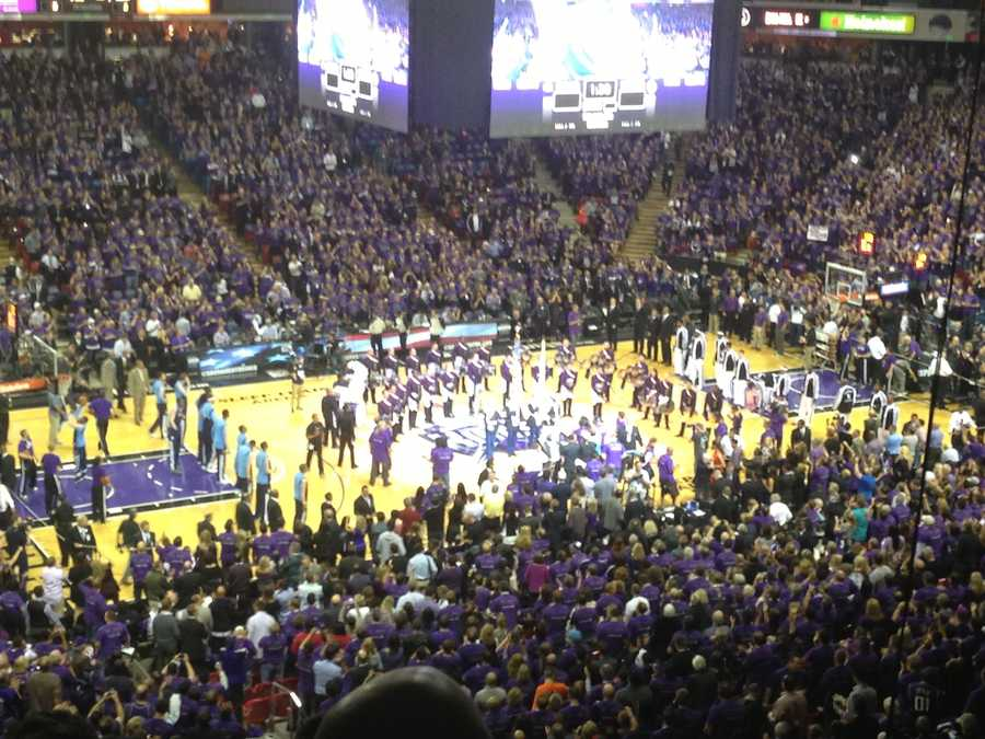 9. Sacramento Kings basketball tips off: The time has finally arrived for the Kings to make the Golden 1 Center their new home. After a couple years of troubling times for the Kings and their fans, the celebration is about underway for the new, state-of-the-art downtown arena.