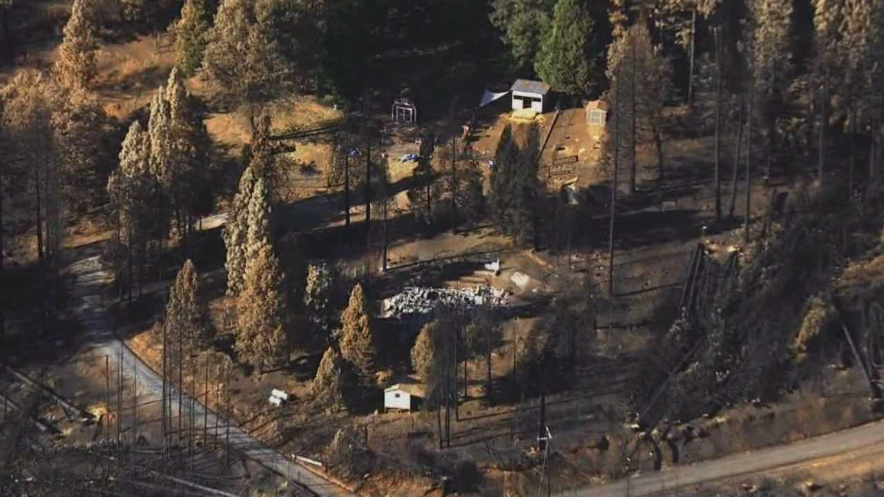 Crews are nearing full containment on the King Fire, which started about three weeks ago in Pollock Pines, and the number of firefighters is expected to drop to just 400 or so. So, what's next for fire officials? Claire Doan has the answer.