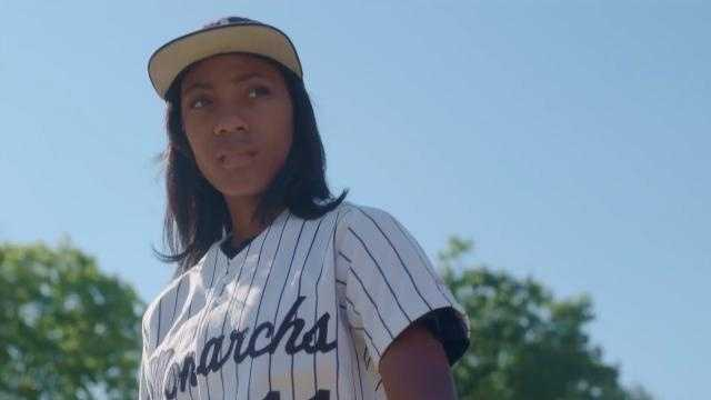 Little League World Series pitcher Mo'ne Davis with her 70-mph pitch stars in Chevrolet's new ad. TC Newman (@PurpleTCNewman) has the inspiring commercial.