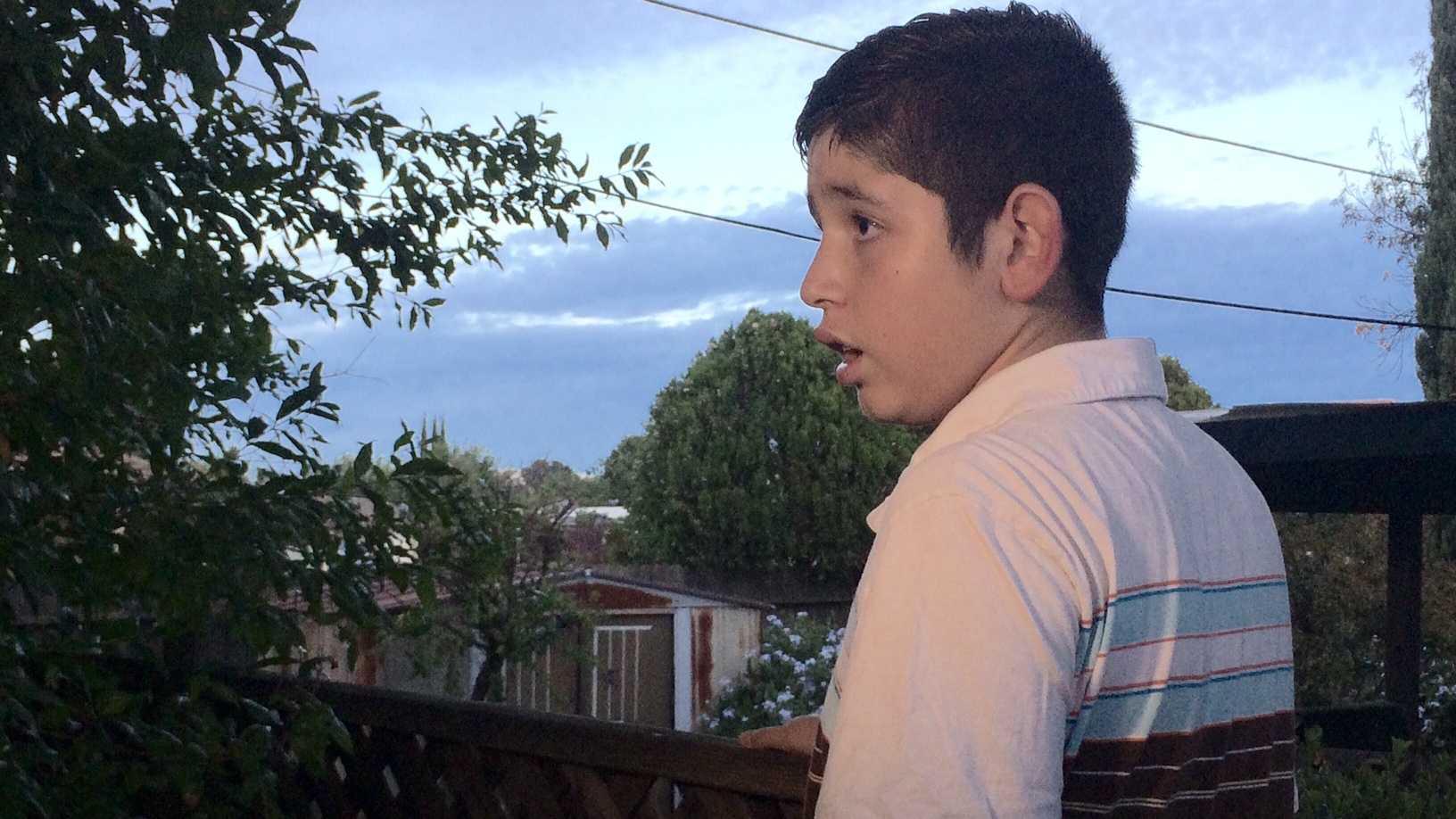 Jonathan Garcia (Oct. 22, 2014)