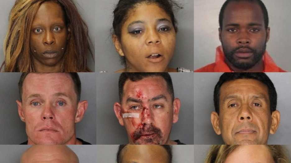 An undercover prostitution sting in Sacramento led to the arrests of nearly two dozen people along Watt Avenue and Auburn Boulevard. See who was arrested.