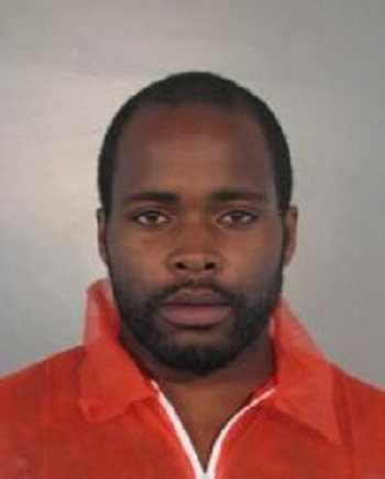 Lamar Adams, 27, was arrested as a suspect in the fatal shooting of a man in a home, police in Fairfield said.