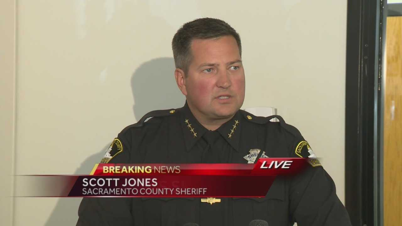 Sacramento County Sheriff Scott Jones said a deputy who was shot Friday on Arden Way died from his injuries.