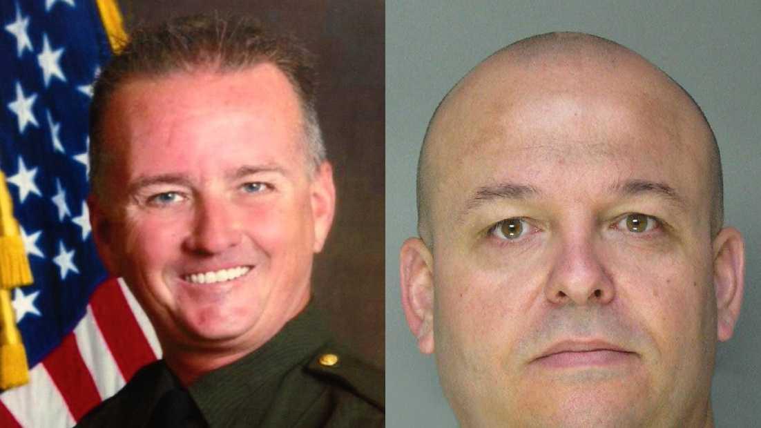 Placer County Deputy Michael David Davis (left), Sacramento County Deputy Danny Oliver (right)