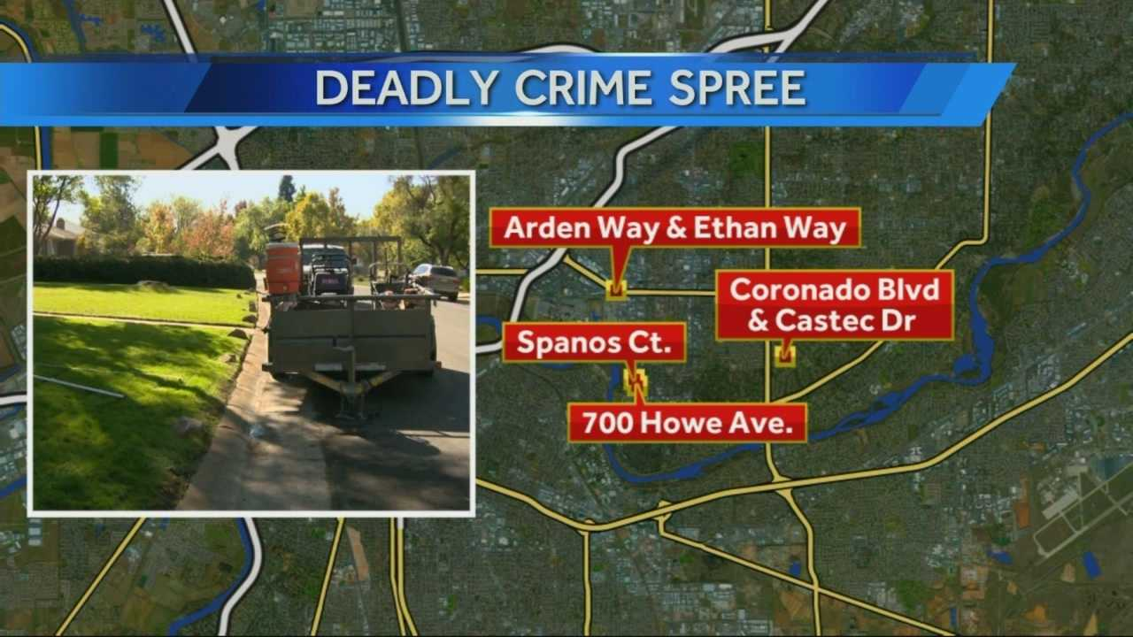 KCRA 3's Edie Lambert explains the order of events from Friday, which took the lives of two deputies.