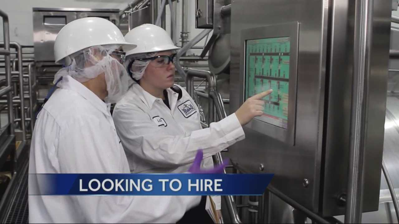 Hilman Cheese is looking to open another plant in Turlock and hire dozens of production workers.