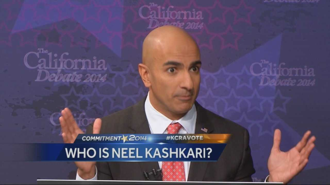 An in-depth look at Neel Kashkari and his run for Governor.