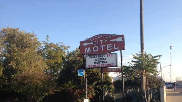 Stockton City Motel (Nov. 6, 2014)
